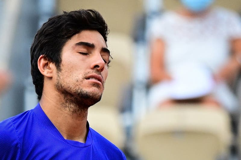 Copa Davis: Garin fue vapuleado por 6-0 y 6-1 y Chile perdió la serie ante Eslovaquia