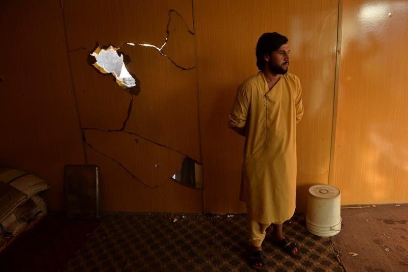 """Familiares de víctimas del """"error"""" de EEUU en Kabul """"Tienen que venir y disculparse cara a cara"""""""