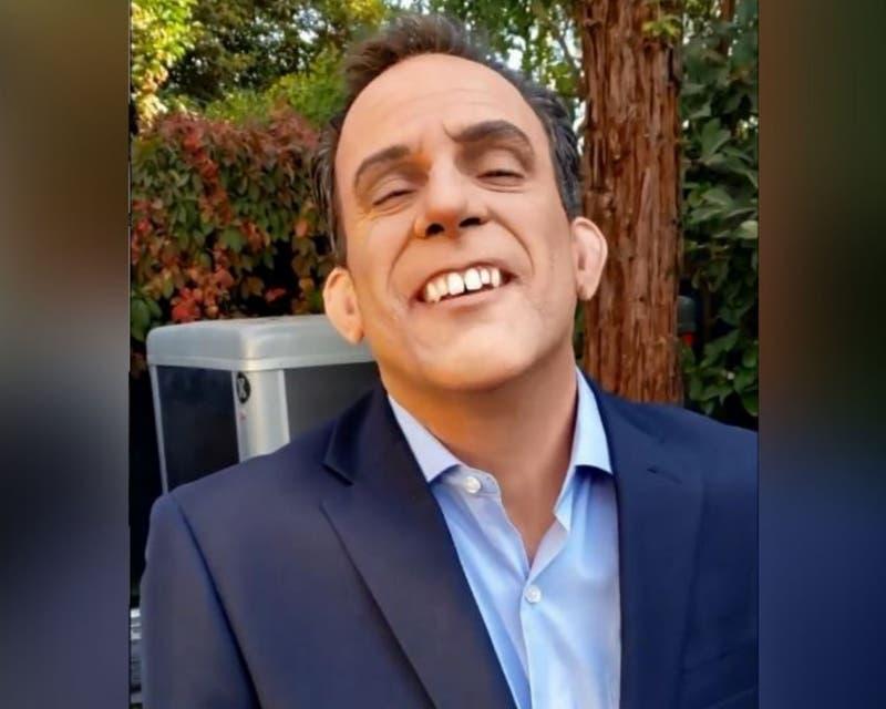 [VIDEO] Atención a la paya: La divertida imitación de Kramer a Felipe Alessandri