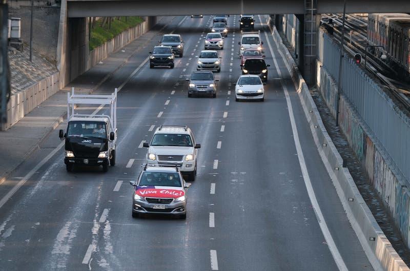 Retorno a Santiago: Revisa el estado de las carreteras en vivo