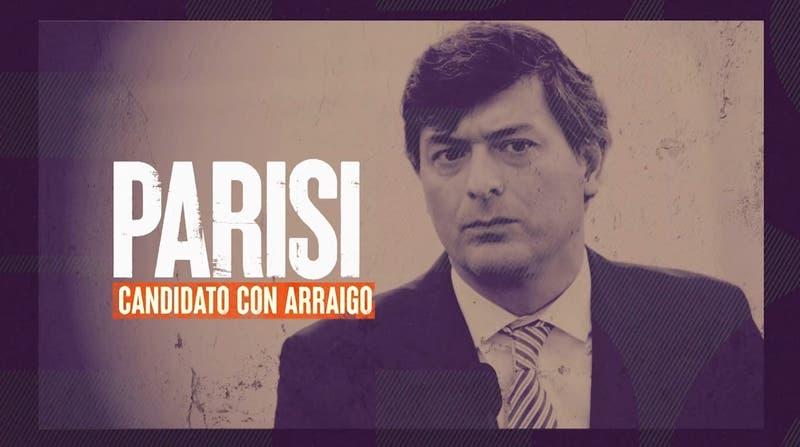 [VIDEO] Reportajes T13: Parisi, candidato con arraigo