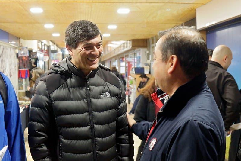 """Partido respalda a Parisi: """"Hay cosas de la vida privada que no necesitan estar en la palestra"""""""