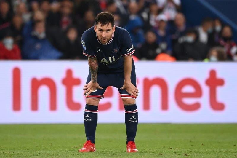 PSG informa lesión de Lionel Messi y será baja el próximo partido