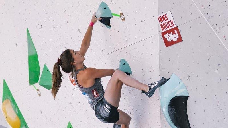 Polémica total en mundial de escalada: atleta fue sexualizada en transmisión de su competencia