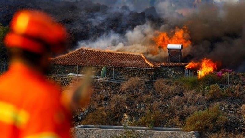 Volcán de La Palma: la peligrosa reacción química que ocurrirá cuando la lava llegue al océano