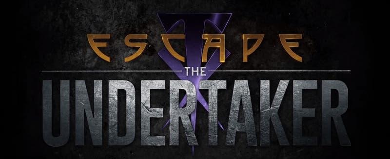 Escape the Undertaker: WWE y Netflix estrenan película interactiva