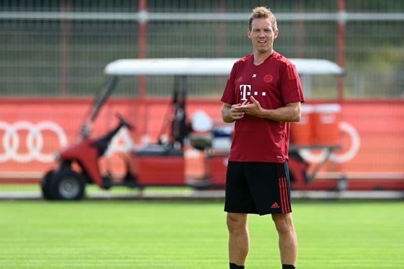 Como en la NFL: la propuesta tecnológica del DT del Bayern Múnich para revolucionar el fútbol