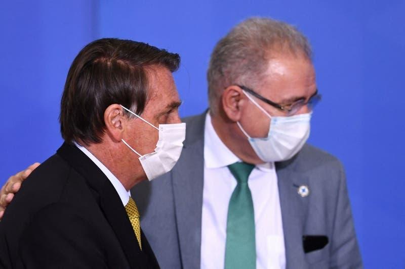 En medio de participación en la ONU, ministro de Salud brasileño arrojó positivo a COVID-19