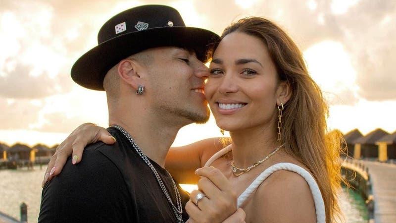 """Lisandra Silva revela que Raúl Peralta le propuso matrimonio: """"Deseo vivir para siempre junto a tí"""""""