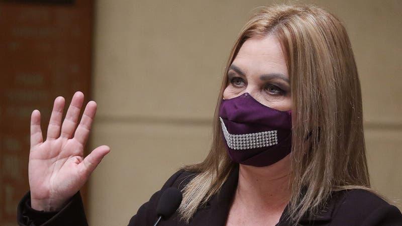 Pamela Jiles anuncia que si se rechaza el cuarto retiro ya tiene otro proyecto listo