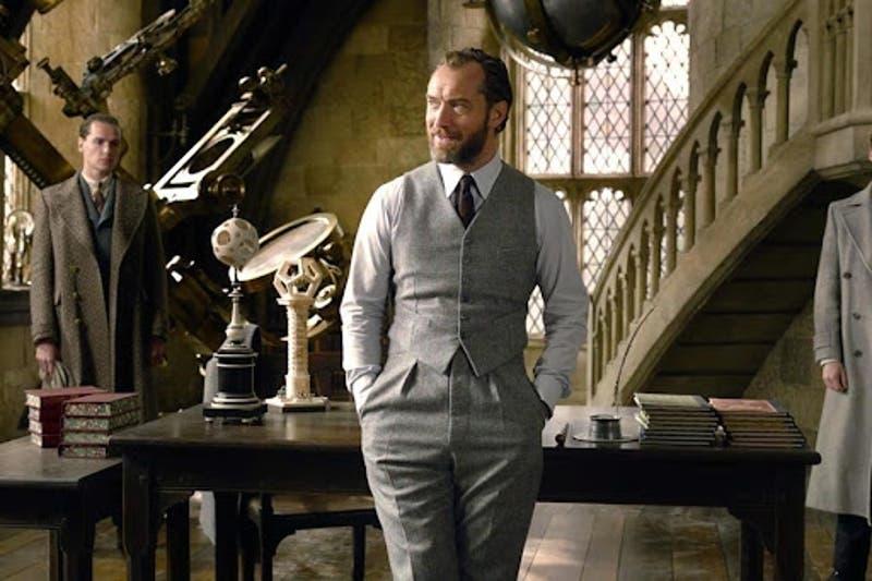 """""""Los secretos de Dumbledore"""": Revelan fecha de estreno de nueva secuela de Animales fantásticos"""