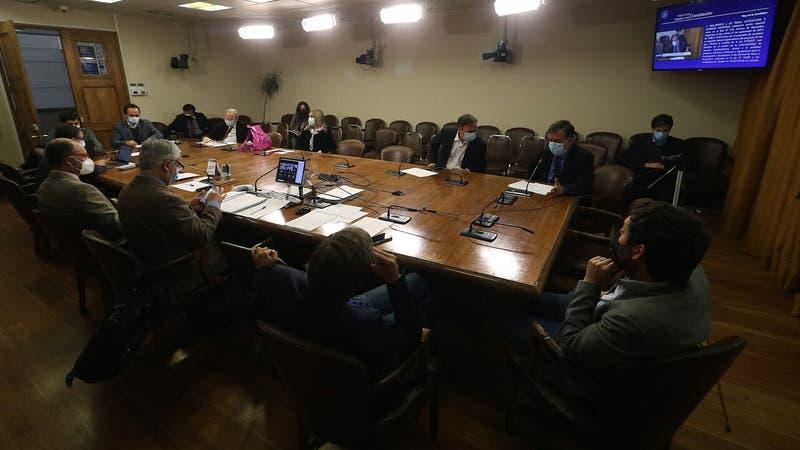 EN VIVO   Sigue la votación del cuarto retiro en la Comisión de Constitución de la Cámara