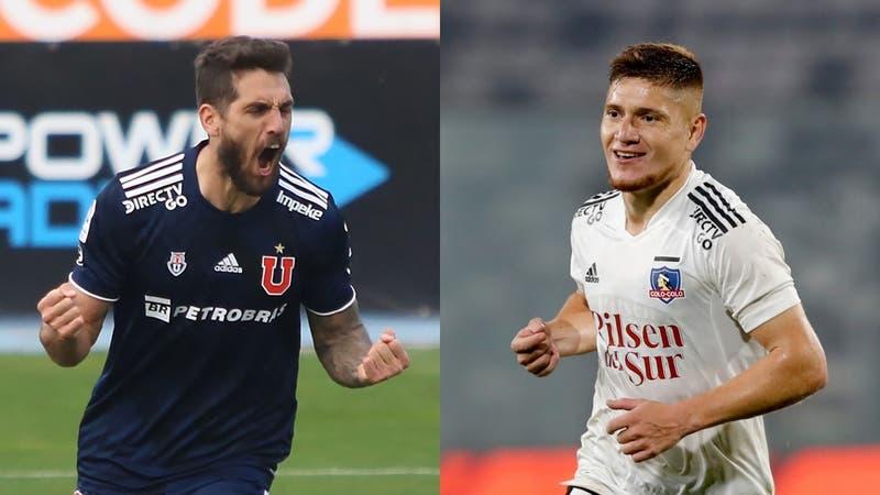 Universidad de Chile vs. Colo Colo: Fecha, hora y dónde ver el Superclásico 190 del fútbol chileno