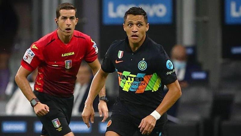 Inter estaría buscando la salida de Alexis Sánchez: España sería el destino del chileno