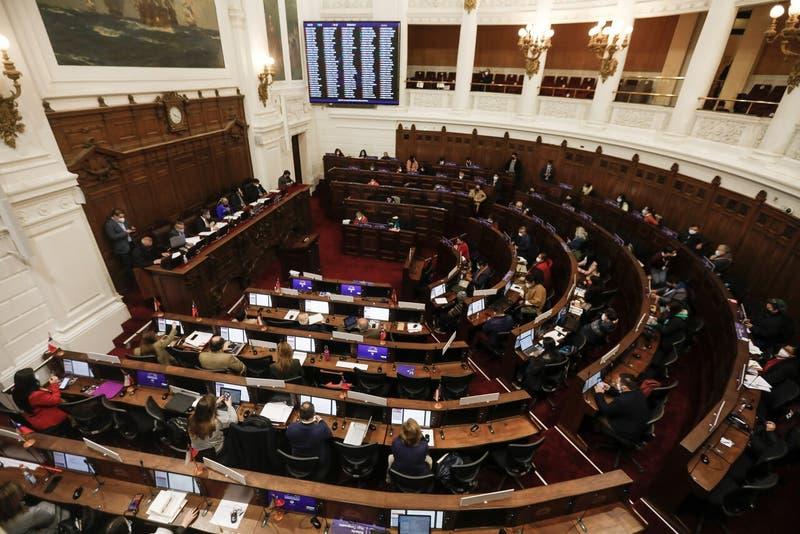 El resumen de la primera jornada de votación del reglamento de la Convención
