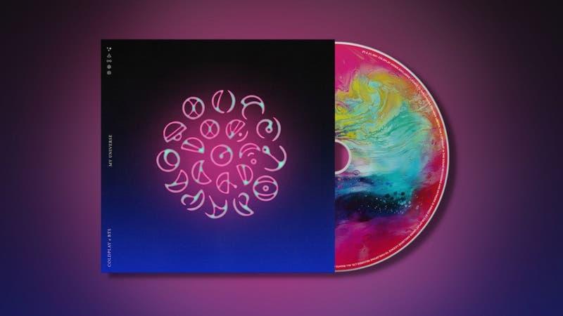 """[VIDEO] ¡Ya disponible! Escucha """"My Universe"""", la inédita colaboración entre Coldplay y BTS"""