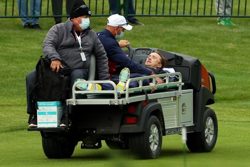 """Actor de """"Harry Potter"""" sufrió desmayo mientras jugaba golf"""