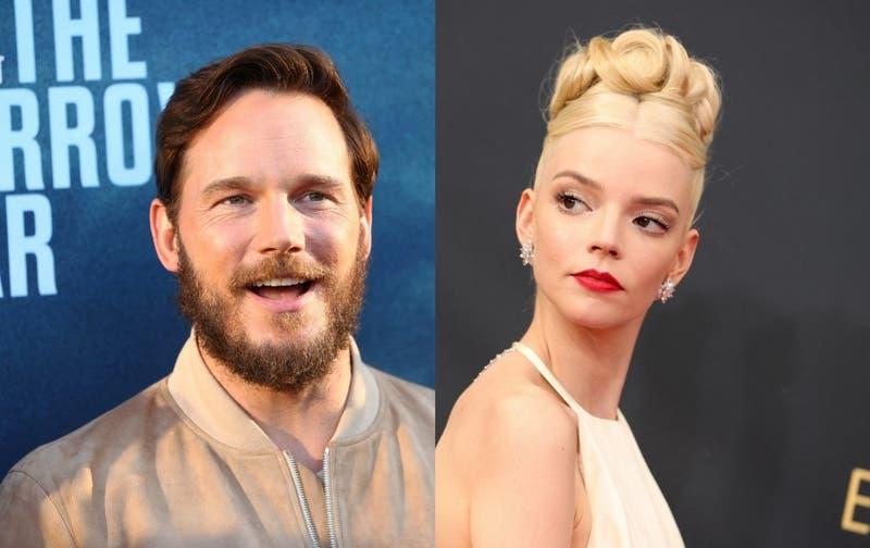 Chris Pratt y Anya Taylor-Joy protagonizarán nueva cinta de Mario Bros: conoce al resto del elenco
