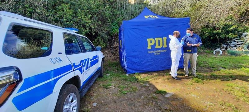 PDI de Valdivia indaga hallazgo de cuerpo en río Calle Calle
