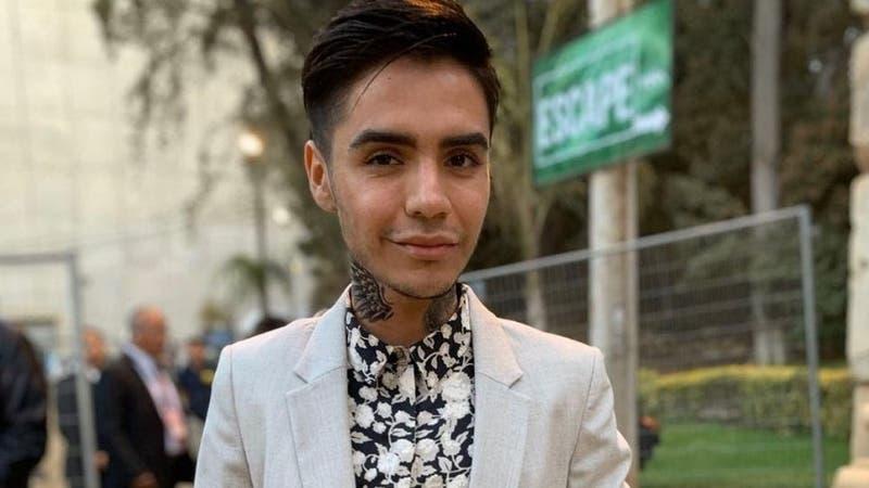 Leo Mendez Jr. revela operación en su nariz producto de golpiza sufrida hace dos años