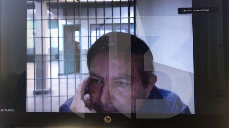 Tribunal confirma prisión preventiva para exalcalde Aguilera