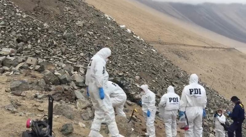 PDI de Tarapacá investiga hallazgo de dos cuerpos: víctimas no están identificadas