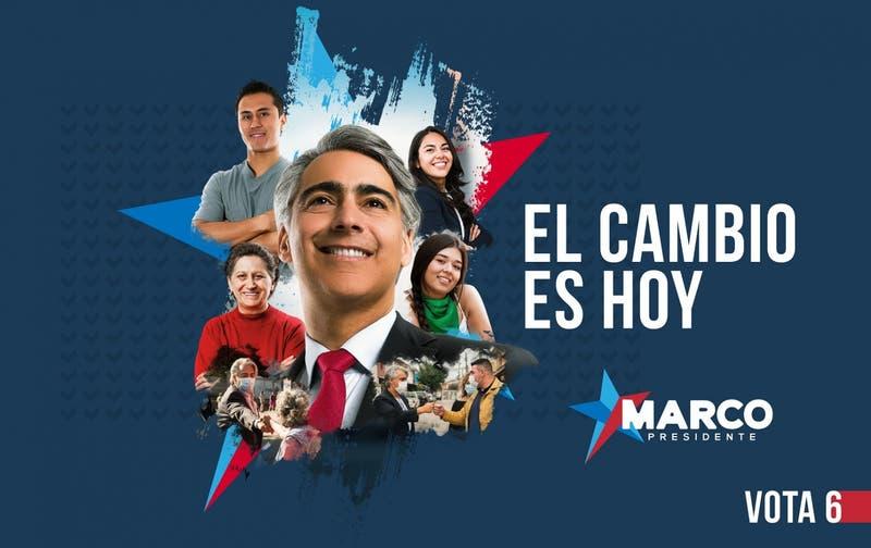 Responsable de campaña de Marco Enríquez-Ominami compara la candidatura con Star Wars