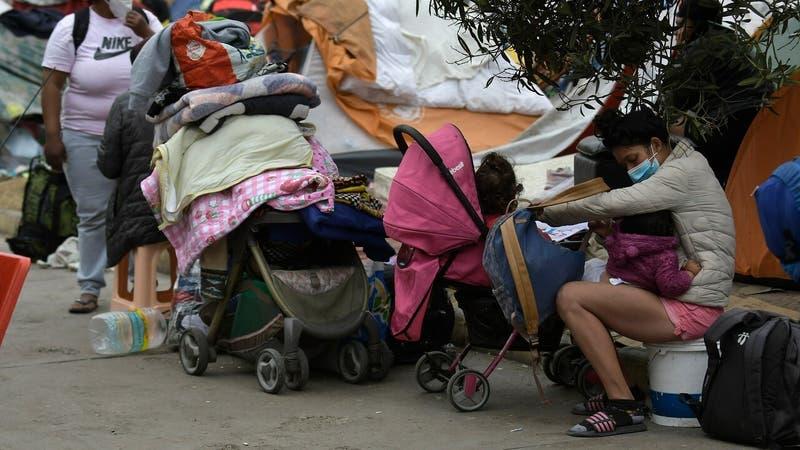 Defensoría de la Niñez anuncia acciones legales por actuar del Gobierno en crisis migratoria