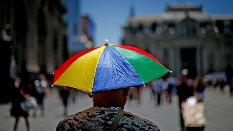 32.2°C: Santiago registra la segunda temperatura más alta para septiembre desde 1911