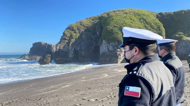 Finalizan búsqueda de los tres jóvenes desaparecidos en Cobquecura: no pudieron encontrarlos