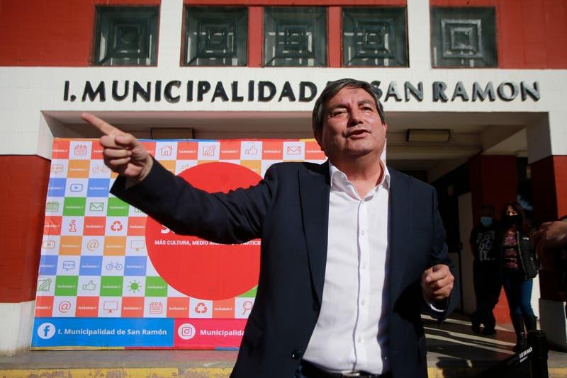 """Miguel Ángel Aguilera ante la Fiscalía: """"Me interesa destacar que yo fui el mejor alcalde de la RM"""""""