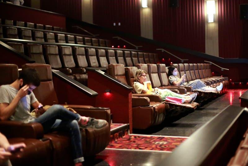 ¡De película! Día del cine se extenderá por tres días y entradas partirán en los $1.500