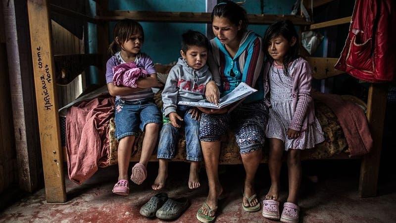 Los niños que olvidaron leer y escribir durante la pandemia de COVID-19