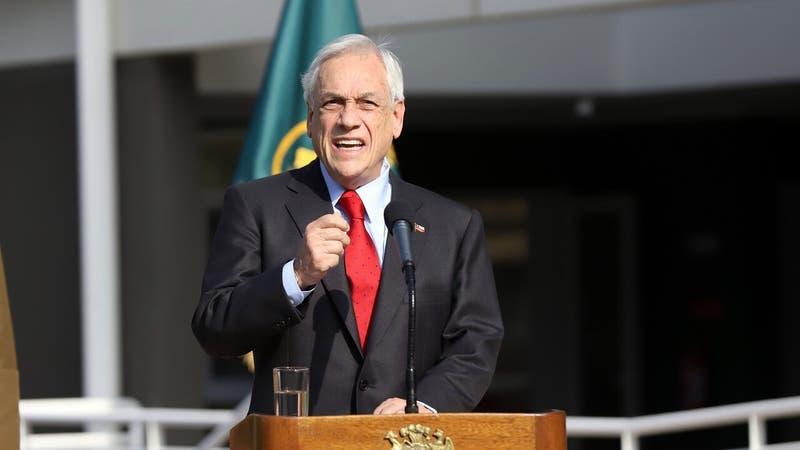 """Piñera por ataque a migrantes: """"Estamos haciendo lo necesario para que ese crimen no quede impune"""""""