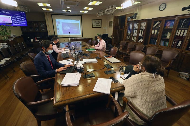 Comisión de Trabajo aprueba en general y por unanimidad ley corta de pensiones del gobierno