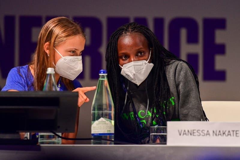 """Greta Thunberg denuncia 30 años de """"bla bla"""" sobre el clima"""