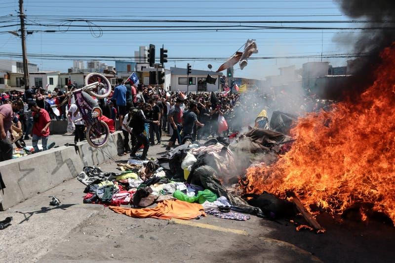 """""""¿Cómo reparar lo sucedido en Iquique?"""": La propuesta de niña de 8 años que se volvió viral"""