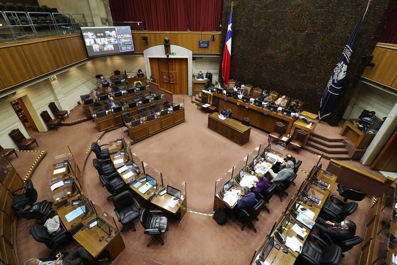 Comisión de Constitución del Senado aprueba nominación de Jean Pierre Matus a la Corte Suprema