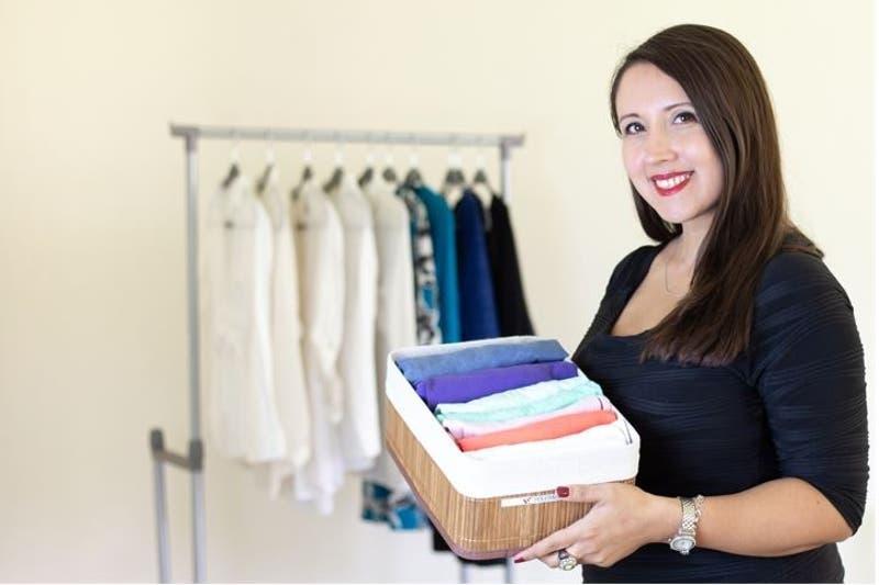 Hogarnizarte: La emprendedora que se especializó en ordenar todo tipo de espacios