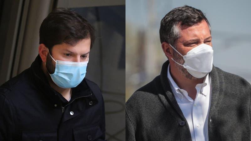 """Boric critica a Sichel por retiro del 10%: """"Por qué querrían negar a algunos lo que ellos sí toman"""""""