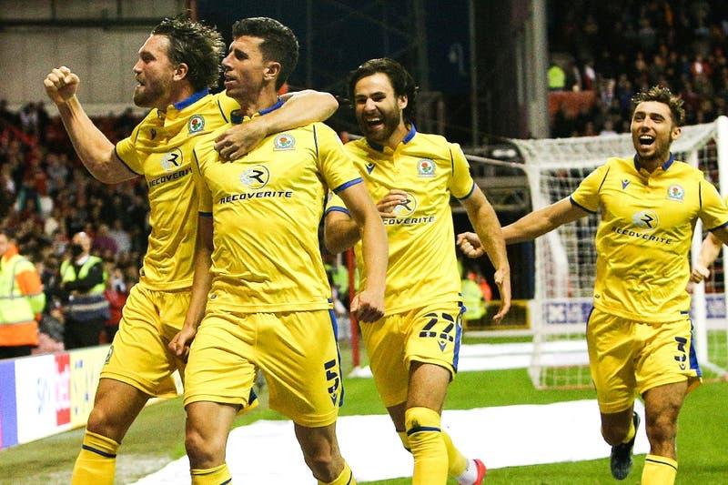 Ben Brereton en llamas: ahora anota doblete para el Blackburn Rovers ante Huddersfield