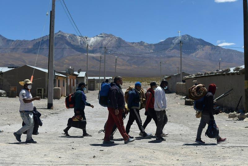 Gobierno anuncia medidas por migración
