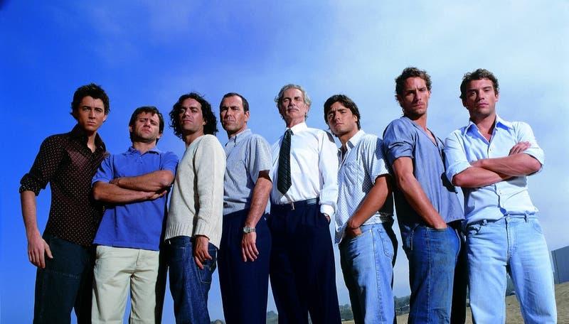 Ya hay fecha: Revisa cuándo es el gran final de Machos, la icónica teleserie de Canal 13