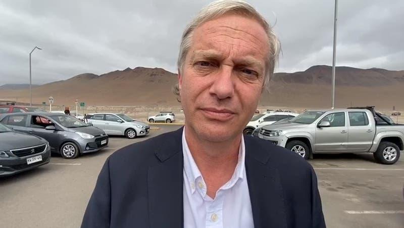"""Crisis Migratoria: José Antonio Kast llega a Iquique y acusa """"ineficiencia"""" del gobierno"""