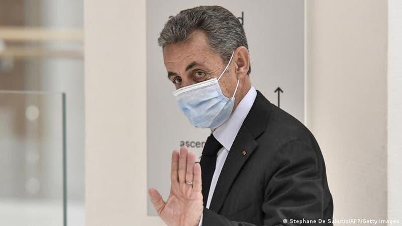 Ex presidente francés Nicolás Sarkozy es declarado culpable por financiación ilegal de campaña