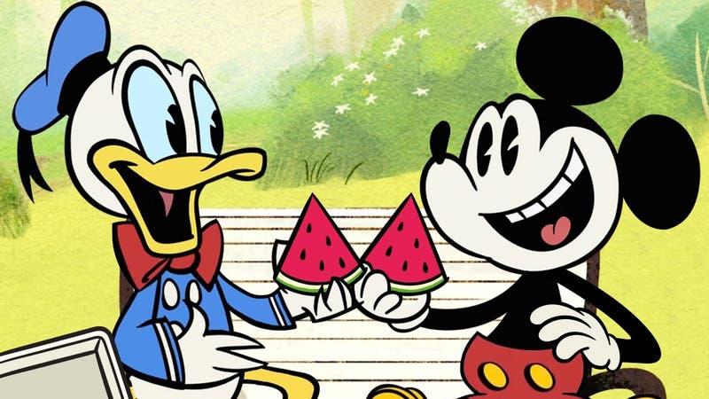Reto viral: ¿Puedes encontrar a Mickey Mouse en menos de 10 segundos?