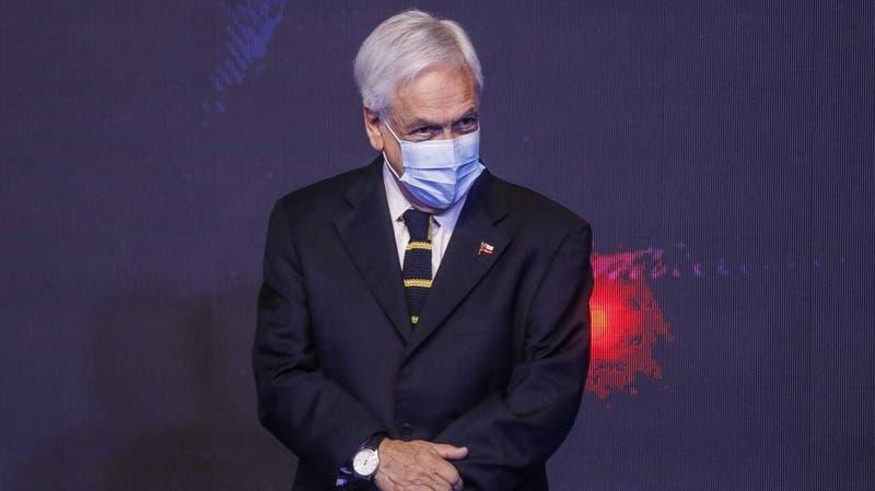 """Gobierno confirma: Presidente Piñera """"no ha efectuado el primer retiro del 10%"""""""