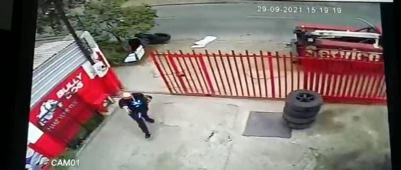 Detienen a hombre que golpeó a ex jefe en la cabeza con un fierro
