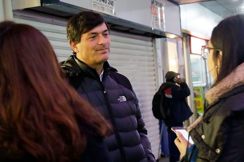 Parisi recurre a la Corte de Apelaciones para levantar arraigo en su contra por deuda alimenticia