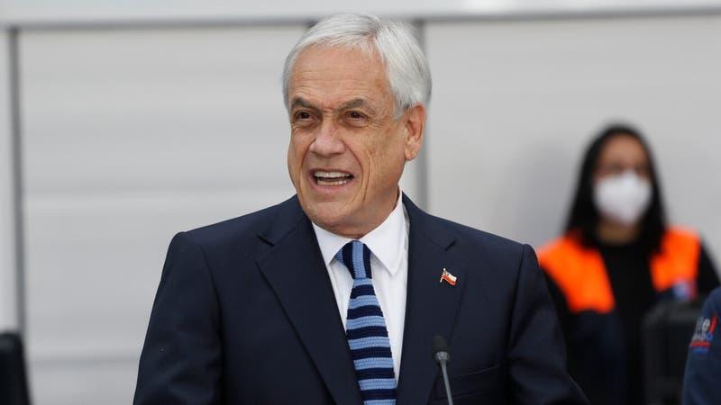 """Piñera valora crecimiento económico y asegura que """"se debe a políticas públicas del Gobierno"""""""